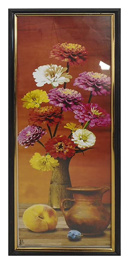 Buy shilpi haat handicraft paper flower wall hanging 47 cm x 18 cm shilpi haat handicraft paper flower wall hanging 47 cm x 18 cm x 1 cm mightylinksfo