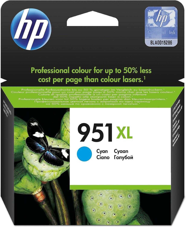 Original Xl Tinte Hp 951 Cn046a Cn046ae Premium Elektronik