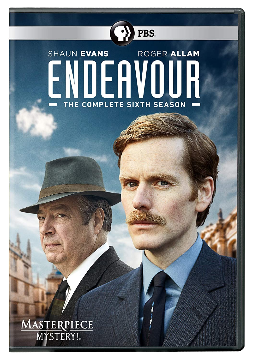 Amazon.com: Masterpiece Mystery!: Endeavour, Season 6 DVD: Shaun ...