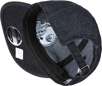 da4e1c13eaa New Era Low Profile 9FIFTY NFL Team Helmet Oakland Raiders Snapback ...