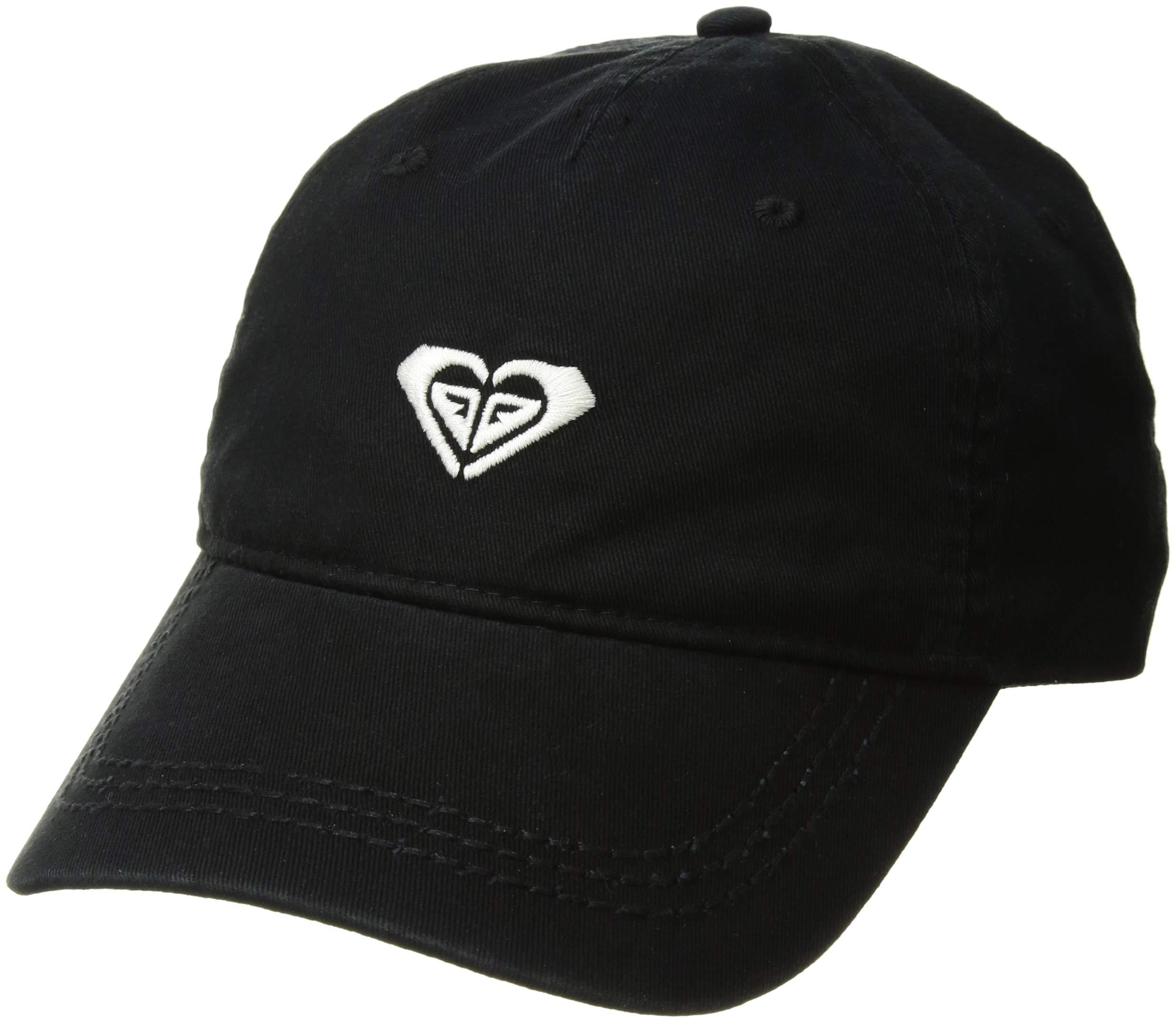 Roxy Junior's Dear Believer Baseball Cap, True Black, One Size