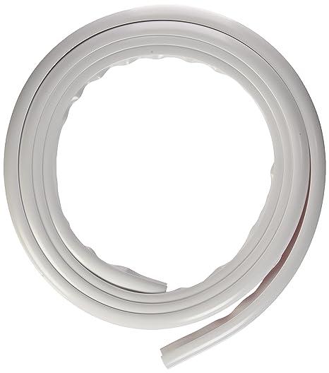 Esssentials UW01004 Polar White 10' EZE RV Gutter