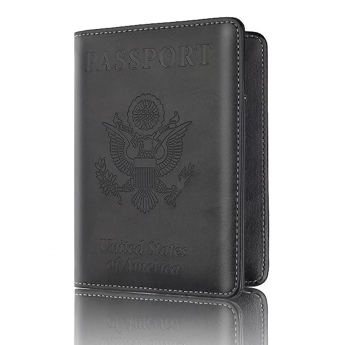 Amazon.com: American funda para pasaporte Protector de ...