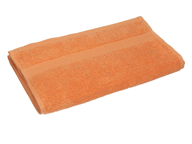 BETZ Set di 10 Lavette Premium Misura 30 x 30 cm 100/% Cotone Colore Arancione e Grigio Antracite