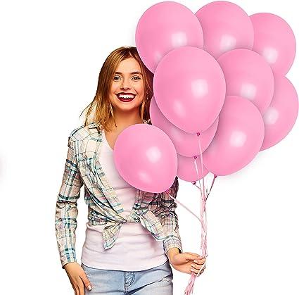 "Blush Pink Balloon Birthday Wedding Party Bride Baby Shower Engaged Latex 11/"""