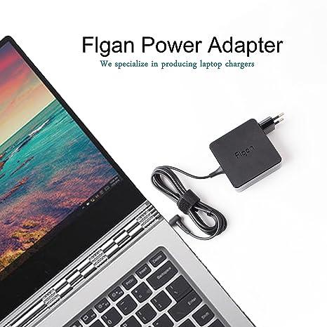 Flgan 45W 19V2,37A Adaptador Cargador para Asus F540ua F540u F540sa F540s F540la F540l D540sa D540s K541ua K541u UX430ua UX430u UX410ua UX410u D541na ...