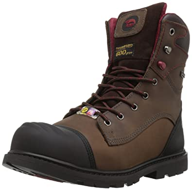 5a575272f1f Avenger Safety Footwear Mens 7573 8