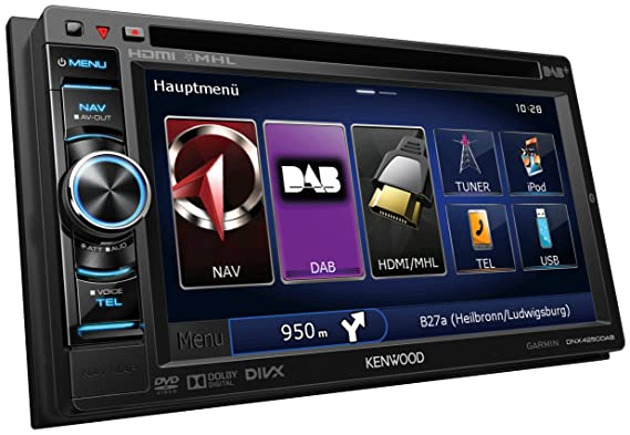 DOWNLOAD DRIVERS: KENWOOD DNX4230DAB MULTIMEDIA RECEIVER