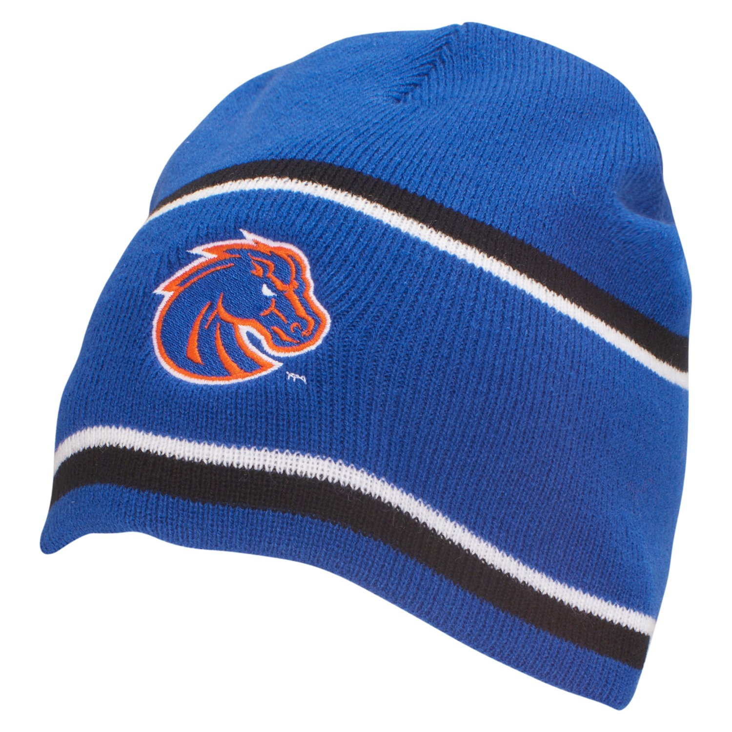on sale f1831 5aed5 Amazon.com   Ouray Sportswear NCAA North Dakota State Engager Beanie, One  Size, Forest Black White   Sports   Outdoors