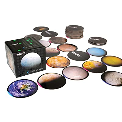 MMRY: Moons & Planets Game | Memory game for future astronauts | Copernicus Toys: Toys & Games
