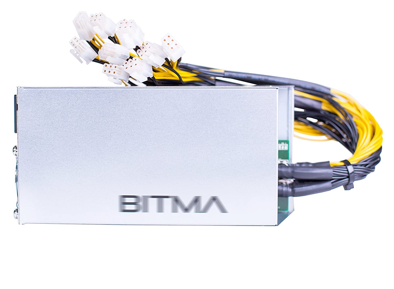 12V 1600W 133A L3//S9//D3 Bitcoin Miner Power Supply WORKS GREAT! Bitmain APW3+