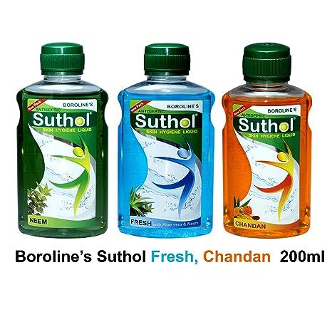 c65684620 Boroline's Suthol Neem Liquid Drop 200MLX1 Suthol Fresh Liquid Drop 200MLX1  Suthol Chand Liquid Drop 200MLX1