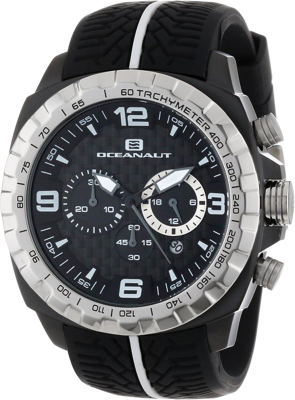 Oceanaut Men s OC1120 Racer Stainless Steel Watch