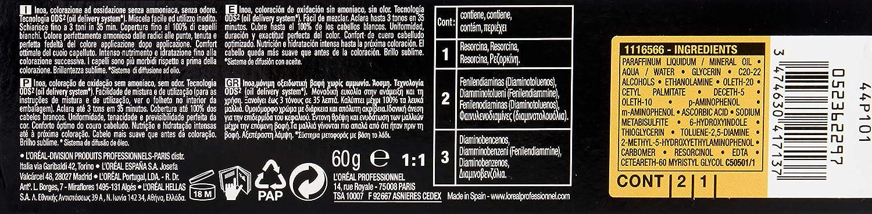 LOréal Professionnel INOA Coloración, Tono 9.3-60 gr