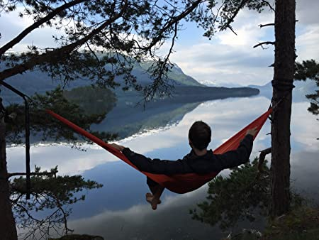Outfitters hammock reviews-ENO DoubleNest hammock