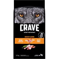 Crave Dry Food for Dogs - Chicken - 1.81kg