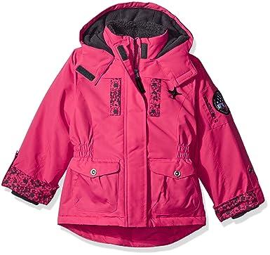 887b703bf5c6 Amazon.com  Big Chill Girls  Expedition Jacket  Clothing