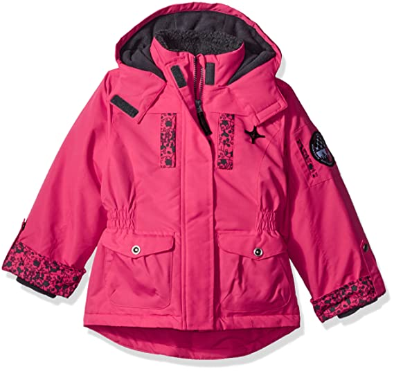 36186a5c4ee Big Chill Girls' Expedition Jacket
