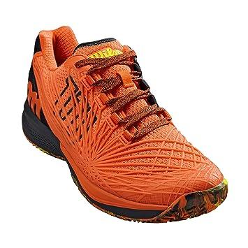 WILSON Kaos 2.0 Naranja Negro WRS325590: Amazon.es: Deportes y aire libre