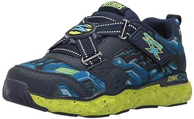 2542ae877f4d Skechers Kids Boys  Cosmic Foam-Portal-X Sneaker