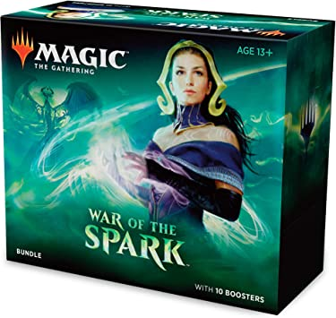 Caja de Refuerzos para Magic: The Gathering War of The Spark ...