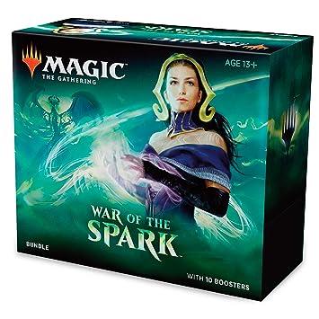 Magic The Gathering C57790000 War of The Spark Bundle