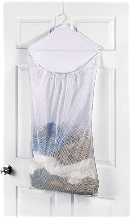 Whitmor OTD Hanging Laundry Hamper