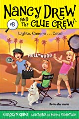 Lights, Camera . . . Cats! (Nancy Drew and the Clue Crew Book 8) Kindle Edition