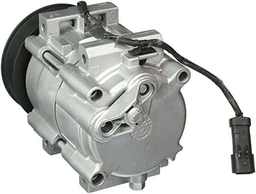 Tested Select TCW 20350.8T1 A//C Compressor and Clutch