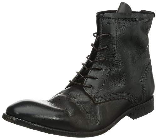 Hudson Swathmore - Botines con cordones para hombre, color marrón (cognac), talla 39: Amazon.es: Zapatos y complementos