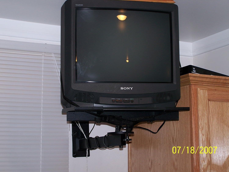 Amazon.com: FANTASYCART Universal Tube Tv Wall Mount Bracket ...