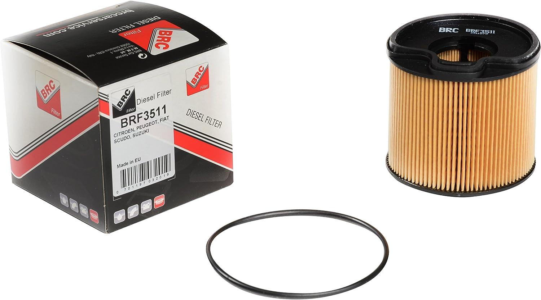 BRC CAR SERVICE brf3511/Diesel Filter Screw