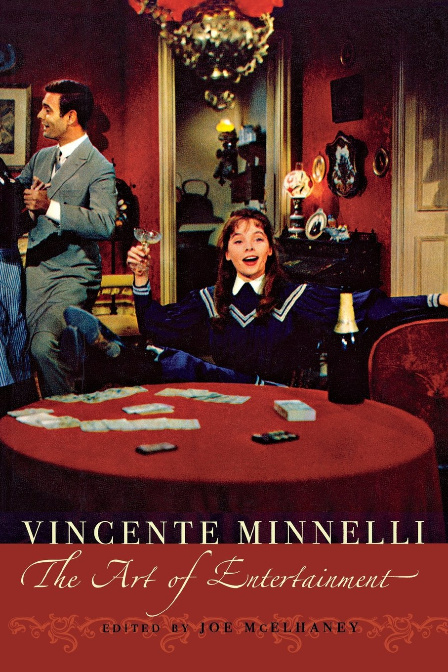 vincente minnelli the art of entertainment contemporary approaches to film and media series