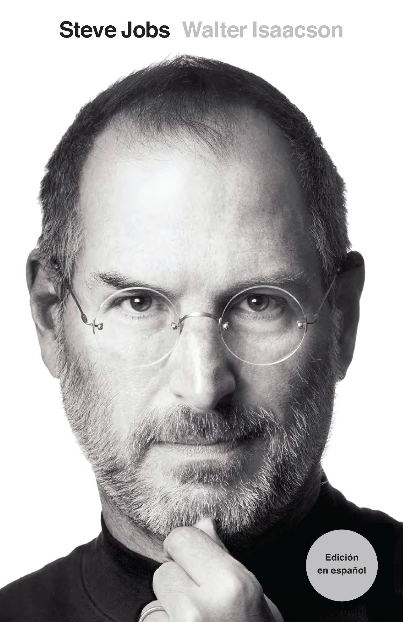 f9921dce3e6 Steve Jobs: Edición en Español (Spanish Edition): Walter Isaacson:  9780307950284: Amazon.com: Books