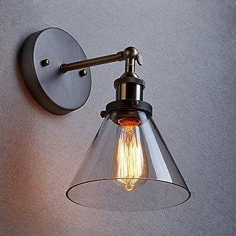 yobo lighting industrial edison vintage glass ceiling wall sconce lighting