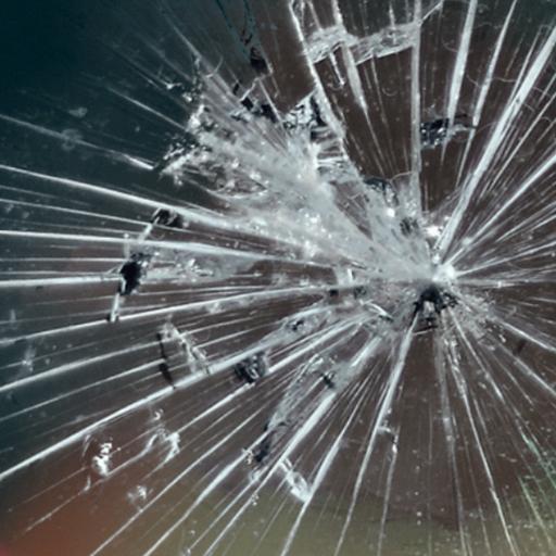 Broken screen prank trick your friends with - How to do the broken tv screen prank ...