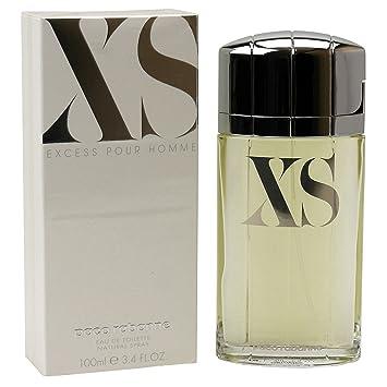 Parfüm XS EXCESS POUR HOMME von Paco Rabanne 100ml Eau de