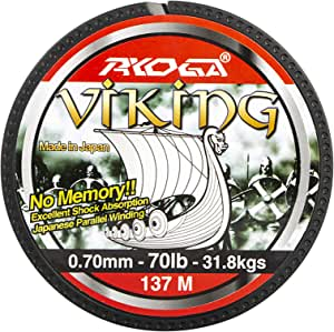 Ryoga Fishing line - 5/VIKING137M70