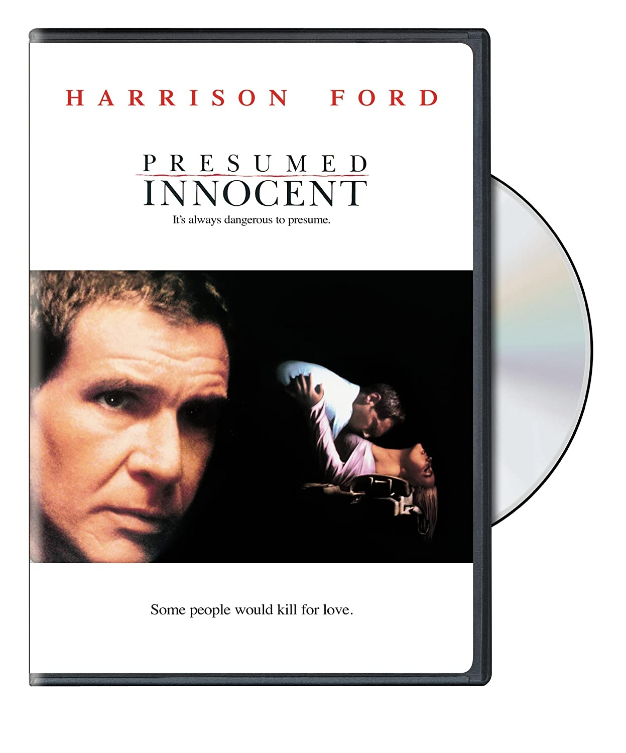Amazon.com: Presumed Innocent: Susan Solt, Sydney Pollack, Mark Rosenberg, Harrison  Ford, Brian Dennehy, Raul Julia, Bonnie Bedelia, Paul Winfield, ...