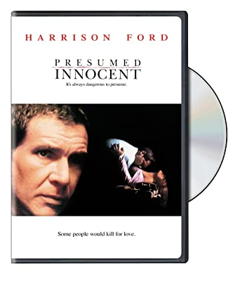 Nice Presumed Innocent Idea Presumed Innocent Ending