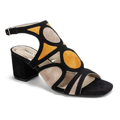 561e7c8210a RIALTO Shoes Saffron Women's Sandal