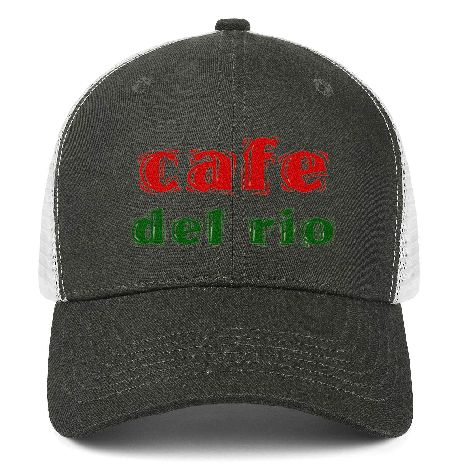 Unisex Cafe Rio Sign Hat Adjustable Fitted Dad Baseball Cap Trucker Hat Cowboy Hat