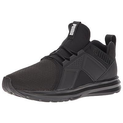 PUMA Men's Enzo Sneaker Black, 12 W US: Shoes