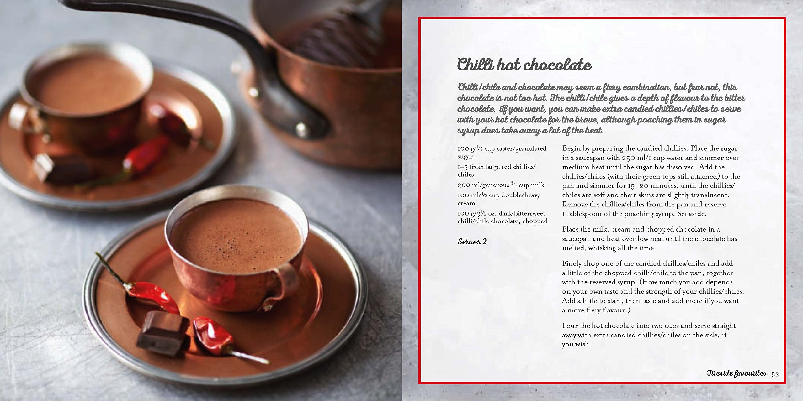 Hot Chocolate: Rich and indulgent winter drinks: Hannah Miles ...