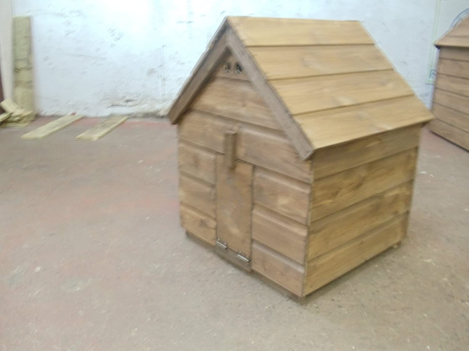 Duck House 60x60x75 Northumberland Joinery
