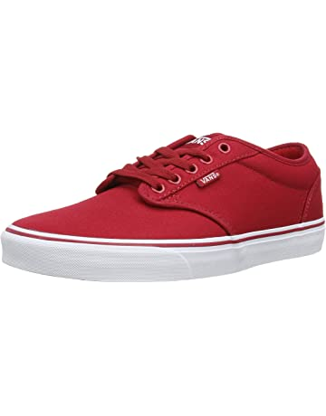 cce3d2e7aab Vans Men s Atwood Canvas Low-Top Sneakers