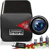 Spy Camera Charger - Hidden Camera - Premium Pack - Mini Spy Camera 1080p - USB Charger Camera - Hidden Spy Camera - Hidden N