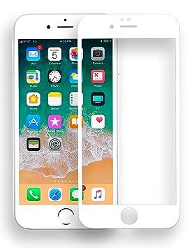 f8fbfd1597e MyGadget Protector de Cristal para Apple iPhone 7 Vidrio HD Templado Dureza  9H: Amazon.es: Electrónica