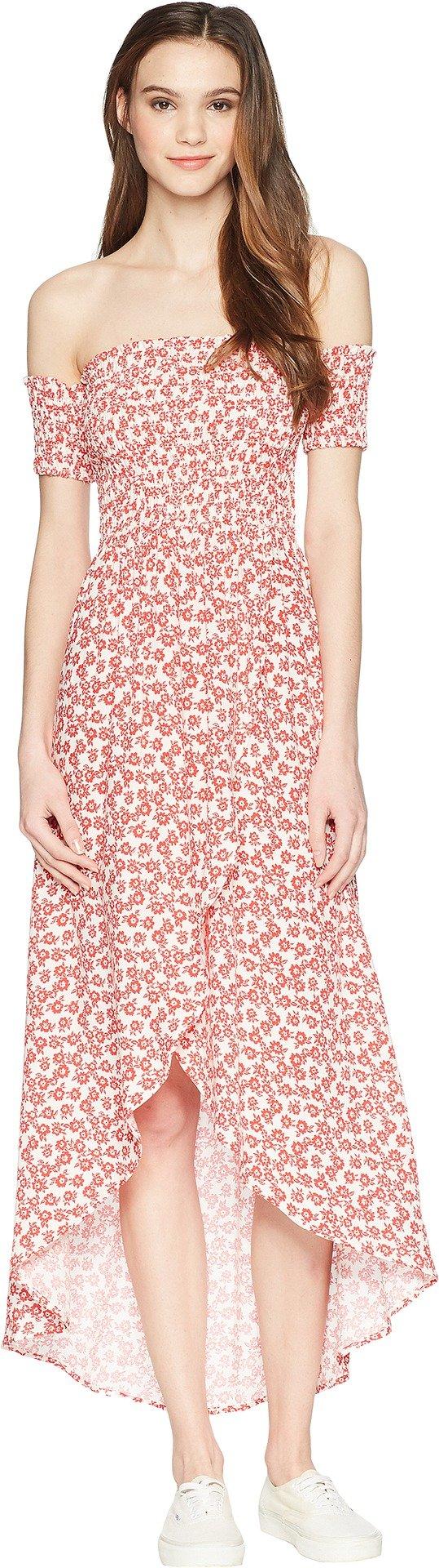 Lucy Love Women's Tranquility Dress Pomegranet Medium