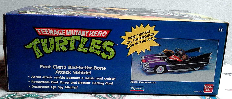Amazon.com: clásico 1989 Teenage Mutant Ninja Turtles ...